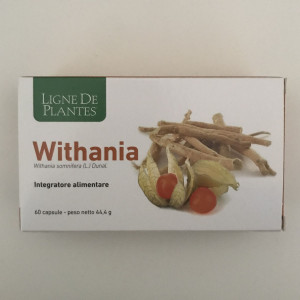 WITHANIA SOMNIFERA 60 CAPSULE-PESO NETTO 44,4 GR.