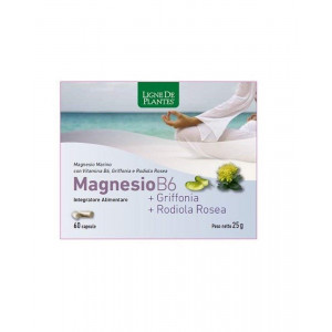 MAGNESIO B6 +GRIFFONIA +RODIOLA 60 CPS