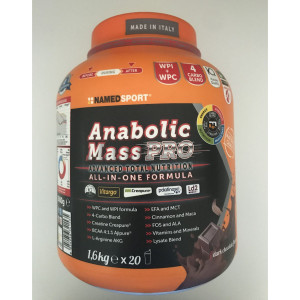 ANABOLIC MASS PRO 1.6KG (ALL-IN-ONE FORMULA)