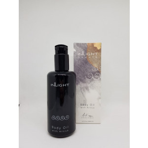 BODY OIL WITH ARNICA INLIGHT BEAUTY 200ML