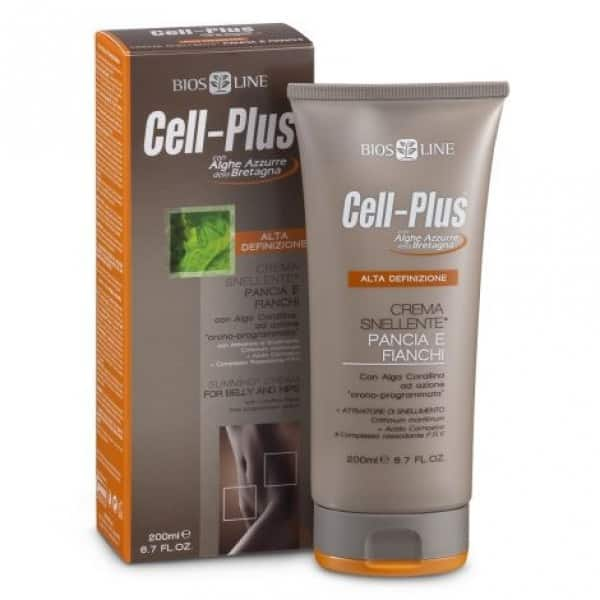 CELL-PLUS CREMA SNELLENTE PANCIA E FIANCHI 200ML