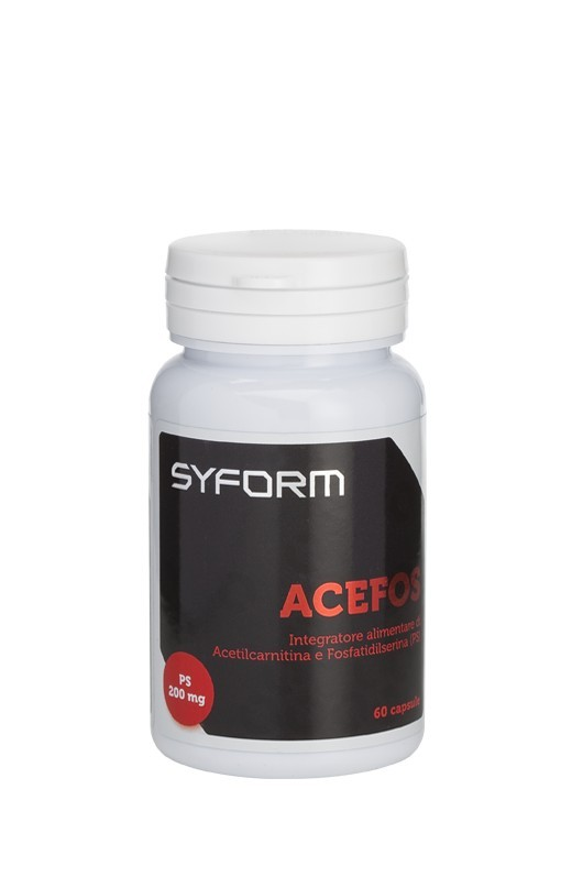 Acefos Ps 200Mg 60 Capsule